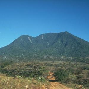 Orosí Volcano