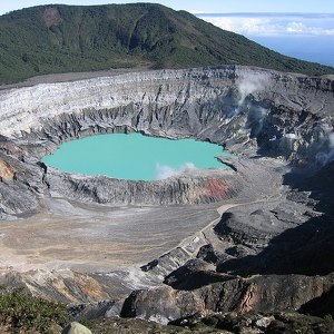 Вулкан Поас