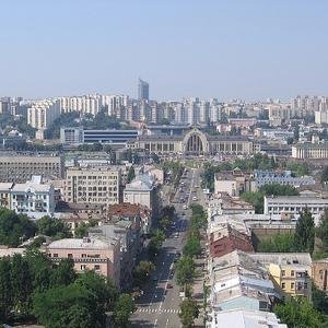 Kiev-Pasazhyrskyi railway station