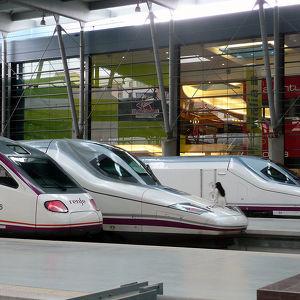 Málaga María Zambrano railway station