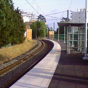 Gare du Bosquet