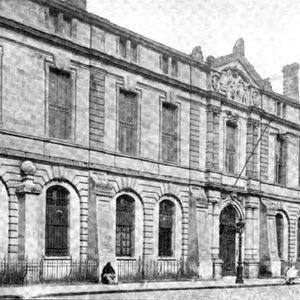 Bordeaux municipal library