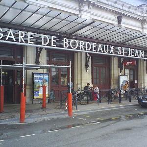 Gare de Bordeaux-Saint-Jean