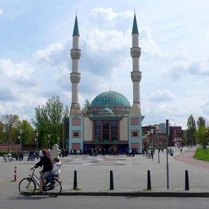 Мечеть Мевлана