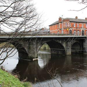 Anna Livia Bridge