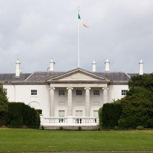 Резиденция президента Ирландии