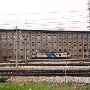 Здание Главного Штаба Турецкой государственной железной дороги