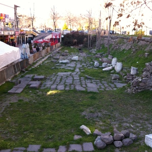 Roman Road of Ankara