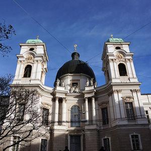 Церковь Святой Троицы в Зальцбурге