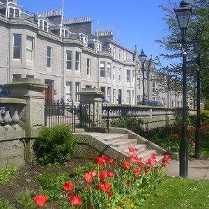 Сады с королевской террасой