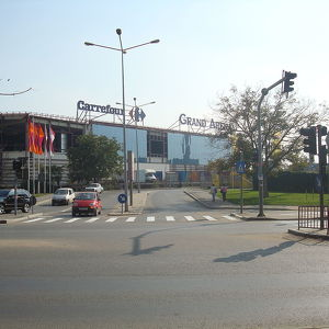 Grand Arena Shopping Mall