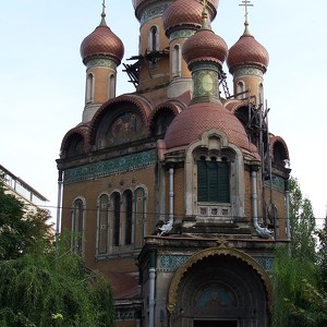 Bucharest Russian Church