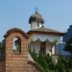 Церковь Букур