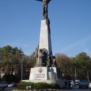 Памятник героям Небес