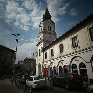 Церковь Батиштей