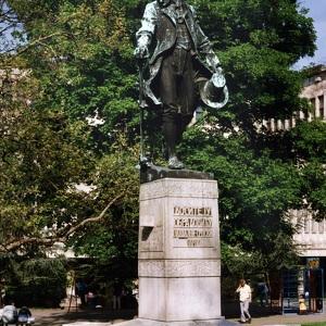 Monument to Dositej Obradović