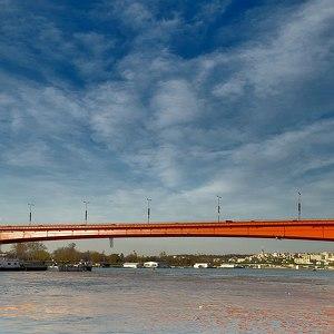Мост Газель