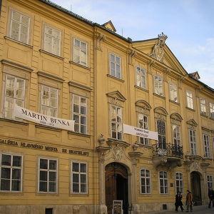 Братиславская городская галерея