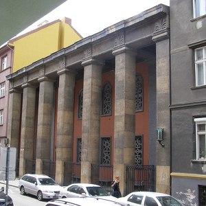 Heydukova Street Synagogue
