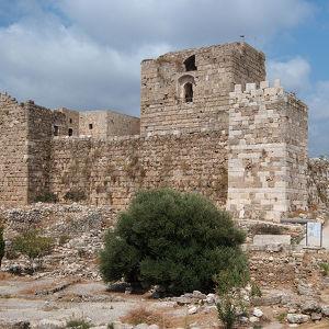 Замок Бублос