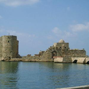 Морской замок Сидона