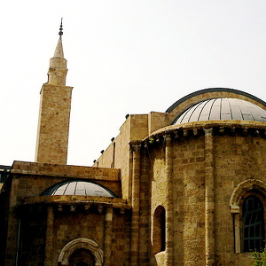 Большая мечеть Аль-Омари