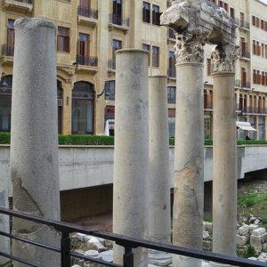 Cardo Decumanus Crossing