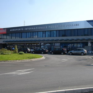 Federico Fellini International Airport