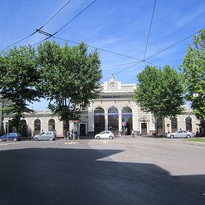 Железнодорожная станция Римини
