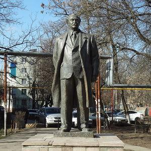 Monument to Georgi Dimitrov
