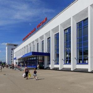 Nizhny Novgorod railway station