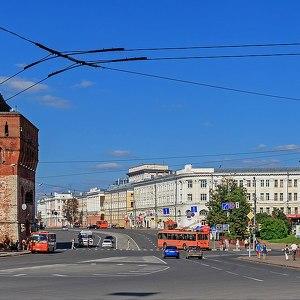 Historic centre of Nizhny Novgorod