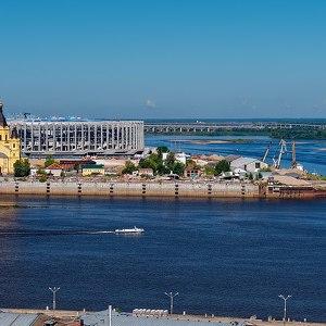 Spit of Nizhny Novgorod