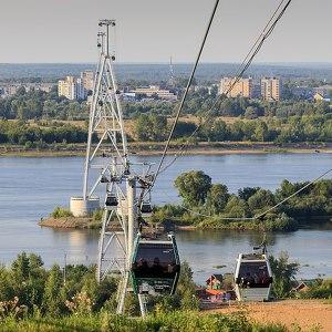 Nizhny Novgorod Cableway