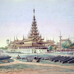 Дворец Амарапура