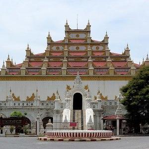 Монастырь Атумаши