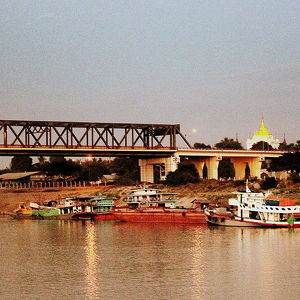 Мост Пакокку