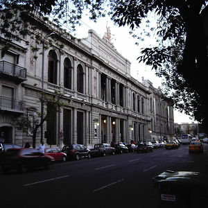 Театр дель Либертадор Генерала Сан-Мартина