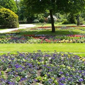 Ботанический сад Вандсбек
