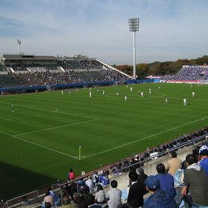 NHK Spring Mitsuzawa Football Stadium