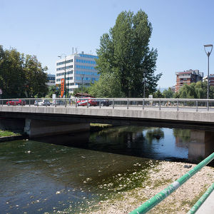 Мост Суада и Ольга