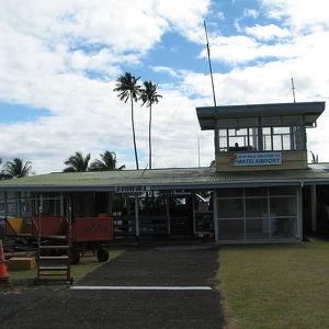 Аэропорт Матей