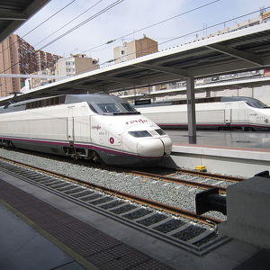 Alicante railway station