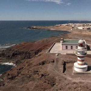Punta de Arinaga Lighthouse