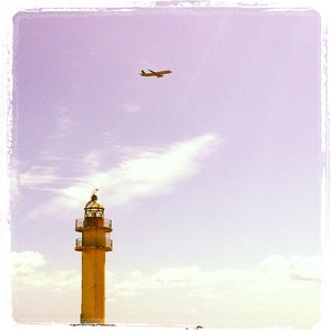 Punta de Melenara Lighthouse