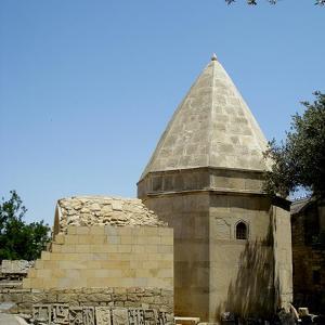 Mausoleum of Seyid Yahya Bakuvi