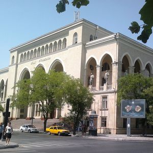 National Library of Azerbaijan