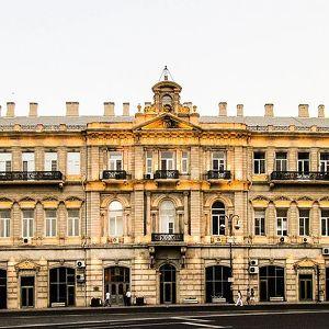 Palace of Seyid Mirbabayev