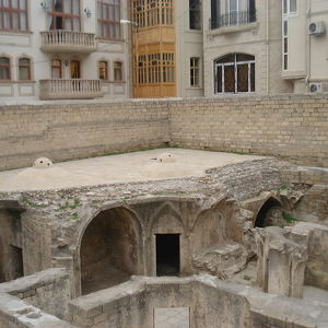 Shirvanshahs' bath houses