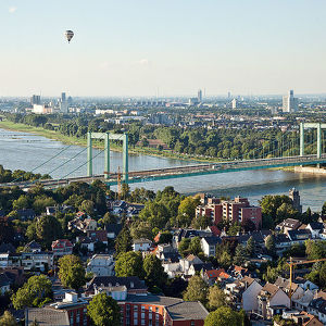 Cologne Rodenkirchen Bridge